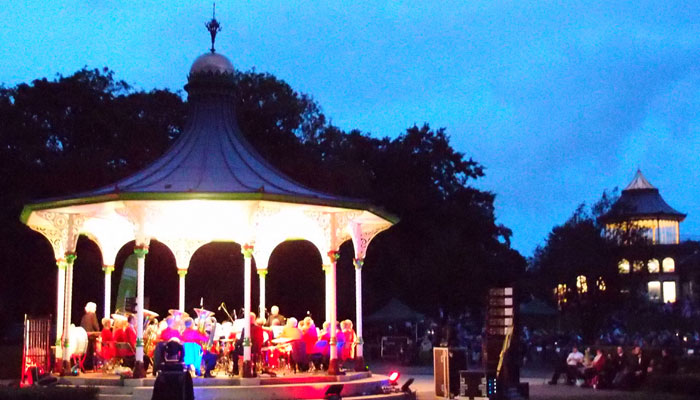 Enjoy The Proms in Mesnes Park